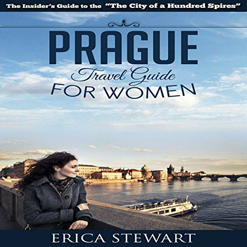 Prague audiobook cover art