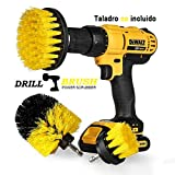 StillCool Drill Brush Cepillos para el Taladro, 3pcs