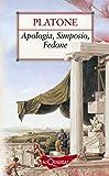Apologia, Simposio, Fedone (Nuovi acquarelli)
