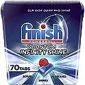 70-Count Finish Quantum Infinity Shine Dishwasher Detergent