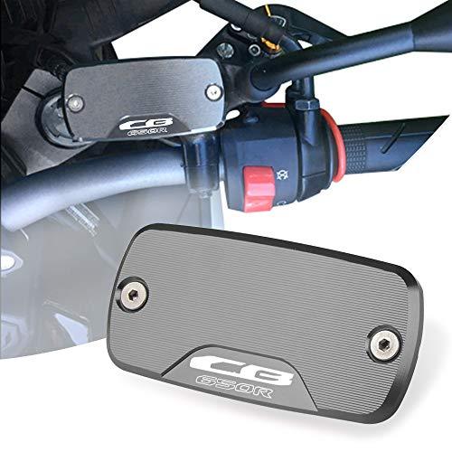 Motorrad Vorne Bremsflüssigkeitsbehälter Deckel Für Honda CB650R CB 650 R 2018 2019(Titan)