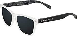 Lunettes de soleil Northweek modèle : EXPLORER ADMUNSEN lentille noire polarisée - UNISEX