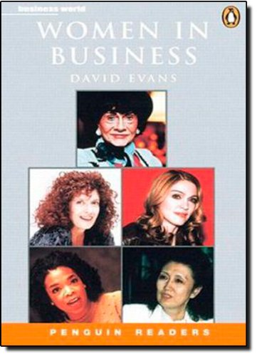 *WOMEN IN BUSINESS                 PGRN4 (Penguin Readers: Level 4)の詳細を見る