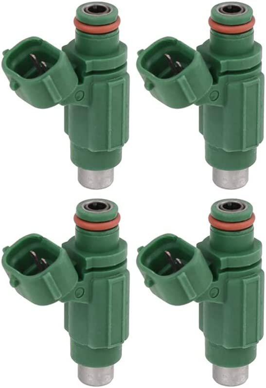 MOLEI-AUTO It is very Challenge the lowest price of Japan ☆ popular 4pcs OEM# HDA305E MR988406 w Injector Compatible Fuel