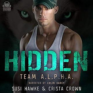 Hidden: An MM Mpreg Romance audiobook cover art