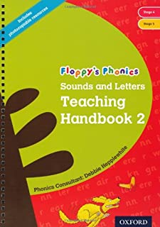 Oxford Reading Tree: Floppy's Phonics: Sounds and Letters: Handbook 2 (Year 1)Handbook 2