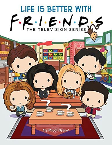 Life is Better with Friends (Friends Picture Book) (Media tie-in)