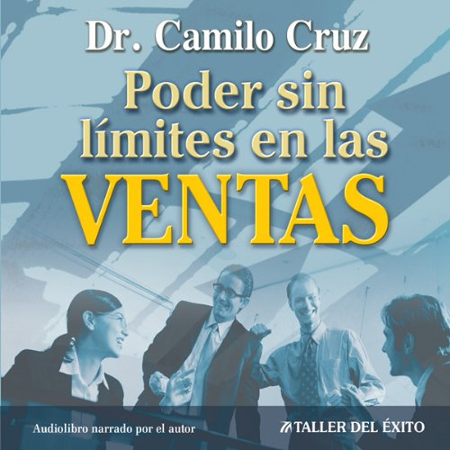 Poder Sin Limite en Las Ventas [Unlimited Sales] audiobook cover art