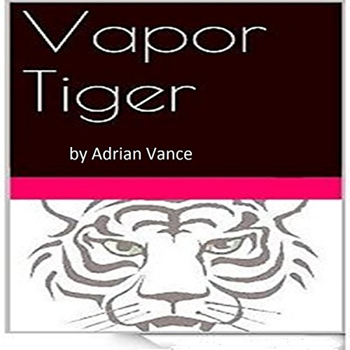 Vapor Tiger audiobook cover art