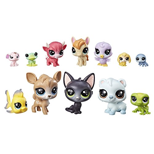 Littlest Pet Shop Lucky Dozen Donuts Set
