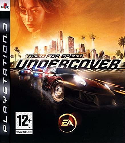 Need for speed undercover [Importación francesa]