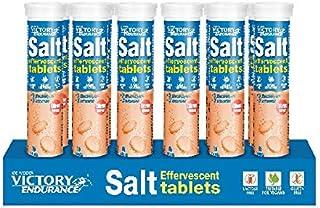 Victory Endurance Salt Effervescent 12 Tubos 15 Tabs Cítrico
