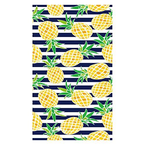 ZZ 75 x 155 cm in fruitstijl, trendy, voor zwemmen, strand, yogamat, strandhanddoek, badhanddoek van wol, voor volwassenen