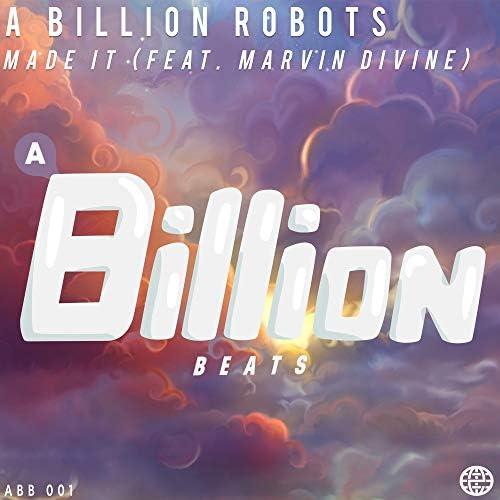 A Billion Robots feat. Marvin Divine