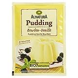 Alnatura Bio Pudding Vanille glutenfrei, 3 Beutel, 120g