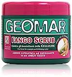 Geomar - Fango Scrub, Azione Lipolitica ed Esfoliante in un Unico Gesto - 600 g