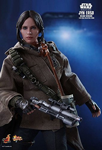 Hot Toys Star Wars Jyn Erso (Deluxe Version) 1/6 Sixth Scale Collectible Figure