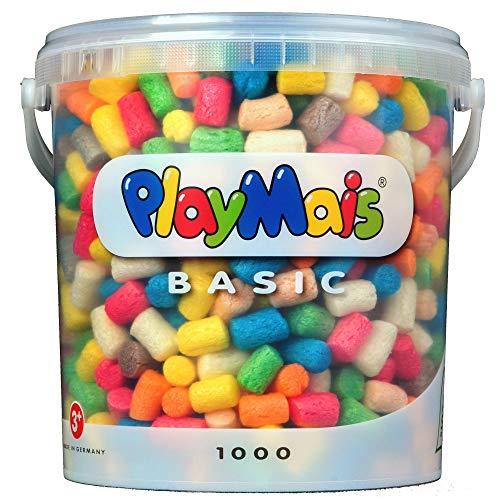 PlayMais Play Mais- Pack de 1000 Piezas de Relleno para Embalaje 4556