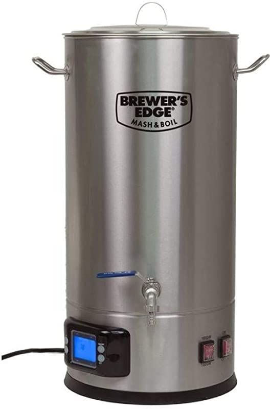 Brewer S Edge Mash And Boil