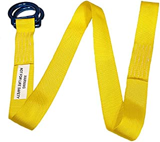 """RNR Utility Double """"D-Ring"""" Cinch TIE Down Straps (12)"""