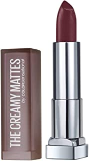 Maybelline New York Color Sensational Red Lipstick Matte Lipstick, Burgundy Blush, 0.15 Ounce, Pack of 1