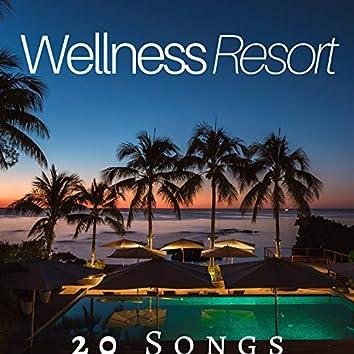 Wellness Resort 20 Songs - die Beste Entspannende Musik für klassische Massagen oder gönnen Sie sich die aufbauenden und harmonisch inszenierten Zeremonien und Rituale, die sie über gewöhnliche Anwendungen hinaus revitalisieren