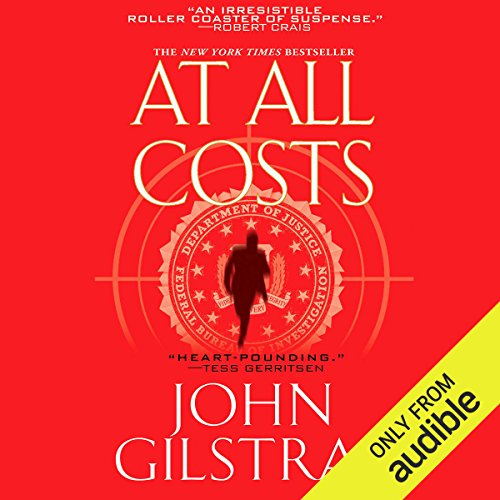 At All Costs audiobook cover art