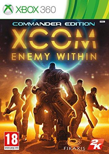 Xcom: Enemy Within - Édition Commander [Importación Francesa]