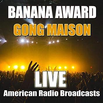 Banana Award (Live)