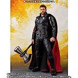 Bandai S.H.Figuarts Thor Marvel Avengers Infinity War Figure Giappone Importazione