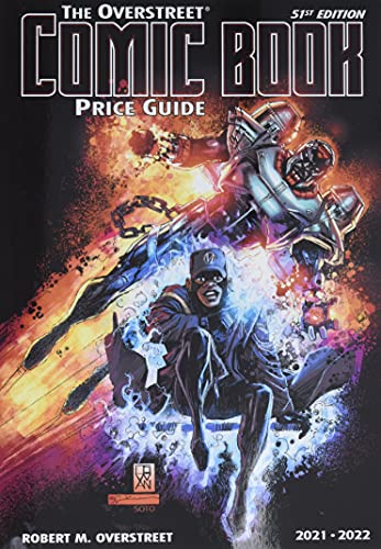 Overstreet Comic Book Price Guide Volume 51 (The Overstreet...
