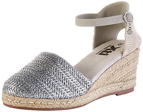 XTI 49704.0, Sandalias con Plataforma para Mujer