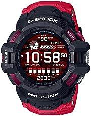 腕時計 ジーショック G-SQUAD PRO GSW-H1000-1A4JR メンズ レッド