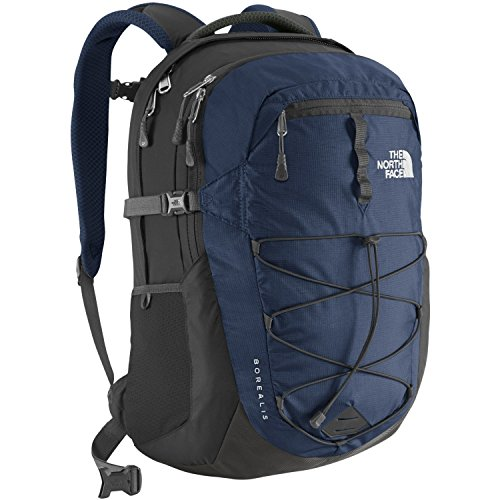 The North Face Borealis Backpack, Cosmic Blue/Asphalt Grey, One Size