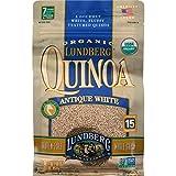 Lundberg Family Farms Organic Quinoa, Antique White, 16 Ounce (Pack of 1)