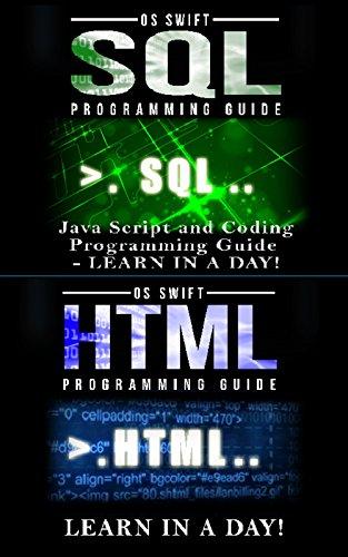 SQL and HTML : Programming Guide: Computer Language Box Set (SQL, HTML) (English Edition)
