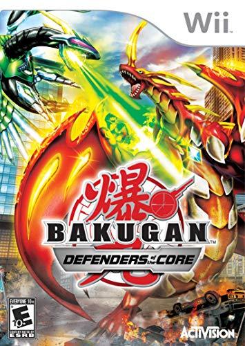 Bakugan Battle Brawlers: Defenders of the Core - Nintendo Wii (Renewed)