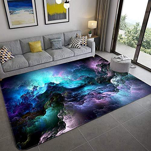 Modernes 3D-Druck Realistischer Teppichboden, 3D optischer Illusionsbereich 3d, weiche Teppich Wohnzimmer Schlafzimmer Non-Rutsch Runner-Teppich Wohnkultur Türmatte-A 31x47inch (80x120cm), M, 60x96inc