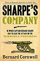 Sharpe's Company: Richard Sharpe and the Siege of Badajoz, January to April 1812 (The Sharpe Series) by Bernard Cornwell(2012-03-01)