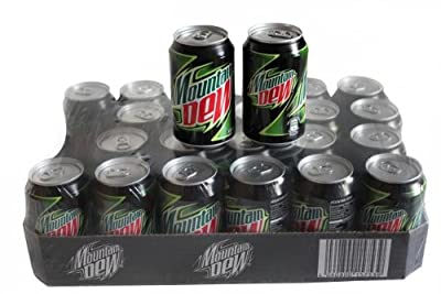 Mountain Dew (330ml) x 24