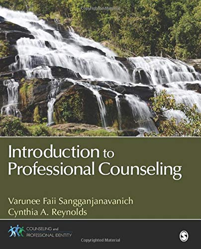 Introduction to Professional Counseling (Counseling and Professional Identity)