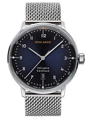Iron Annie Armbanduhr 100 Jahre Bauhaus 5046-M3