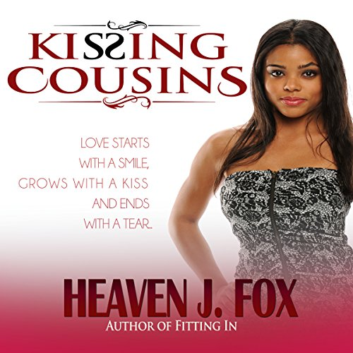 Kissing Cousins audiobook cover art