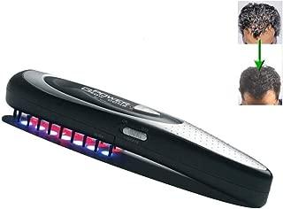 WanZhuanK Cintur/ón Adelgazante Vibrante el/éctrico masajeador de Barriga con cintur/ón Corporal calefacci/ón para Quemar Grasa del Vientre para Mujeres y Hombres Forma Adelgazante