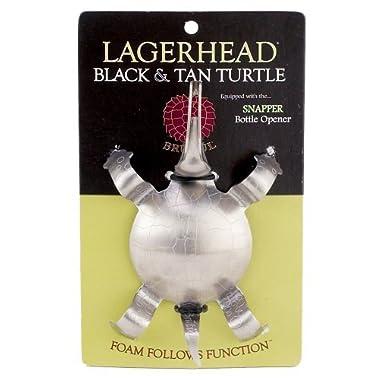 Brutool Lagerhead Black & Tan Turtle