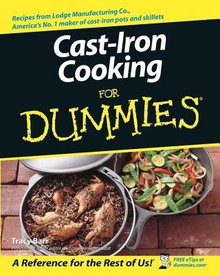 Cast-Iron Cooking for Dummies[CAST-IRON COOKING FOR DUMMIES][Paperback]