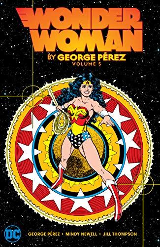 Wonder Woman by George Perez Vol. 5