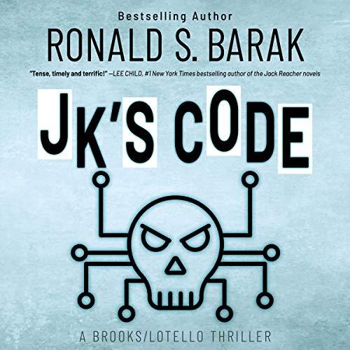 JK's Code Audiobook By Ronald S. Barak cover art