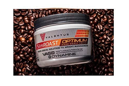 DYNAMINE Método Valentus PLAN de 30 Días - CAFE Slim Roast cofee café Optimum de VALENTUS DYNAMINE - Supresor del Apetito mejorado - Control y PERDIDA de PESO. Comprar en España