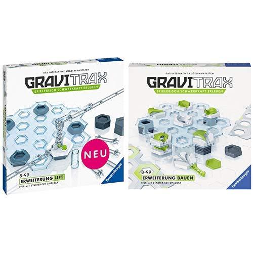 GraviTrax 27611 Lift Spielzeug, bunt & 27596 Bauen Konstruktionsspielzeug